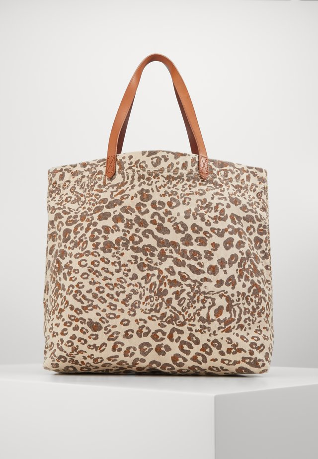 Shopping bag - ashen sand