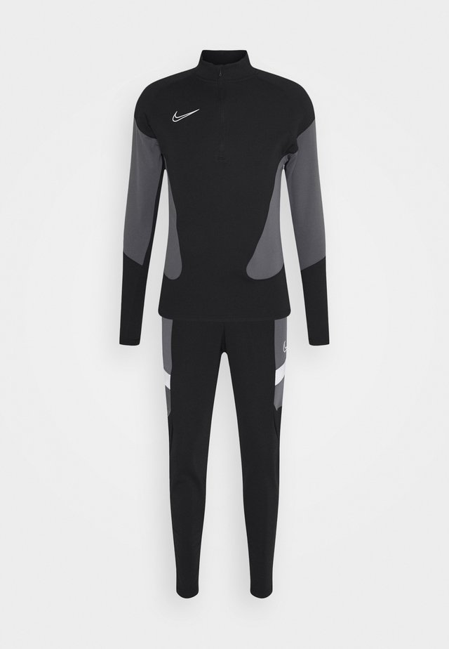 DRY ACADEMY SUIT - Trainingspak - black/black/white/white