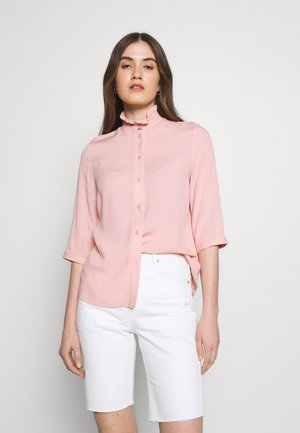 VEDA - Button-down blouse - light pink