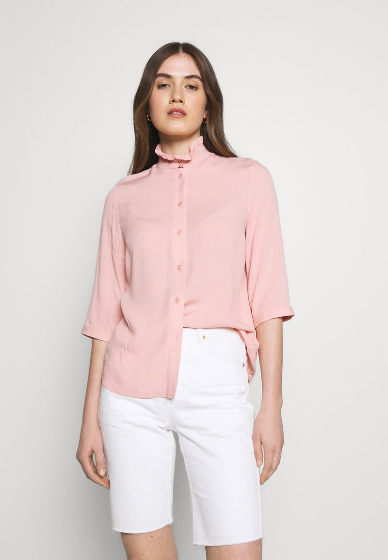Carin Wester - VEDA - Button-down blouse - light pink