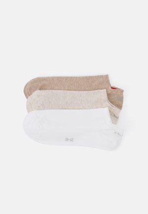 ONLINE ORIGINAL SNEAKER 6PACK UNISEX - Trainer socks - nature melange