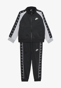 Nike Sportswear - TRICOT TAPING SET - Survêtement - black - 3