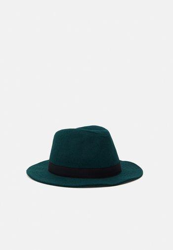 ONSCARLO FEDORA HAT - Klobouk - dark green
