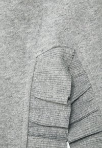 Bruuns Bazaar - RUBINE - Sweatshirt - light grey melange - 7