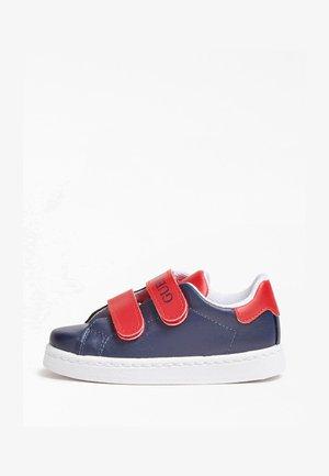 Sneakers basse - mehrfarbig, grundton blau