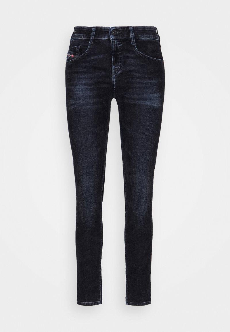 Diesel - D-OLLIES-SP2-NE - Slim fit jeans - blue velvet