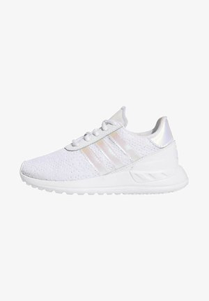 LA TRAINER LITE SHOES - Sneaker low - white