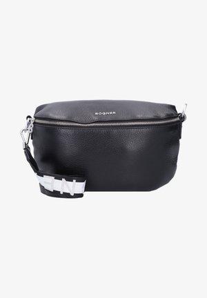 ANDERMATT SINA  - Across body bag - black