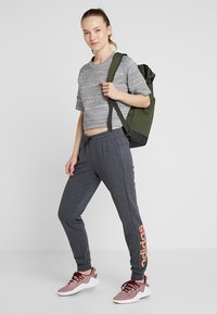 adidas Performance - PANT - Pantalon de survêtement - dark grey - 1