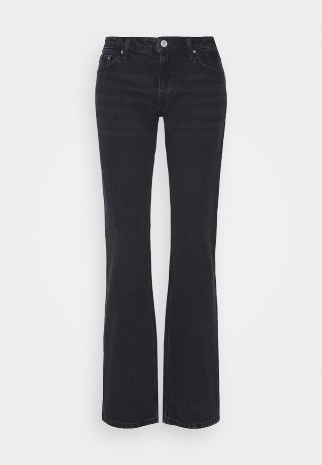ARROW LOW - Jeans a sigaretta - washed black