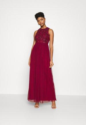 LINDA - Occasion wear - burgundy