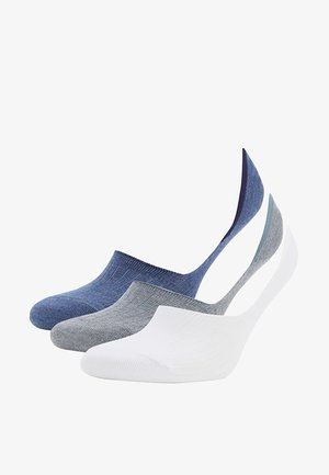 3 PACK - Trainer socks - karma