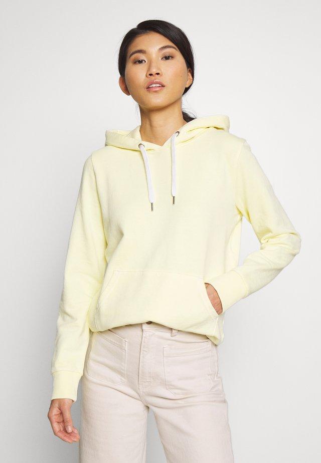 LOOSE FIT HOODY - Hoodie - amazing yellow