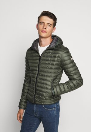 MENS JACKET - Down jacket - matcha spike