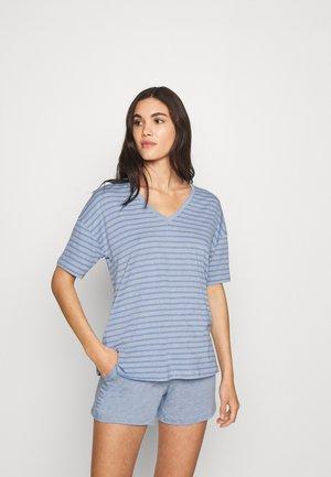 LOUNGESET - Pyjamas - blue
