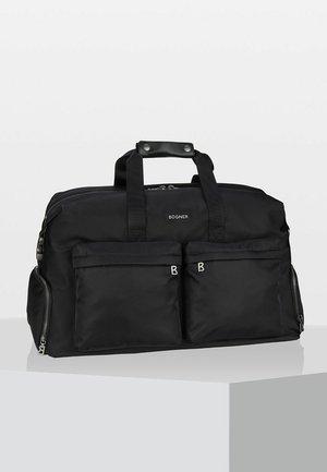 KLOSTERS EWALD - Weekend bag - black