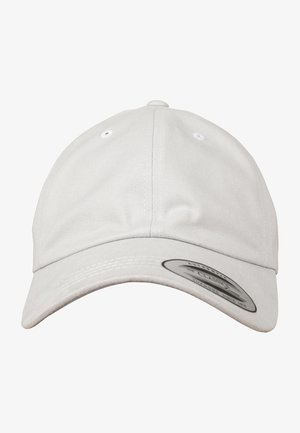 PEACHED COTTON TWILL DAD - Cap - light grey