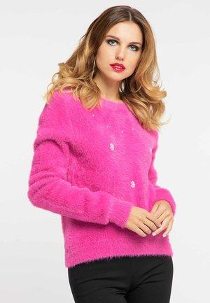 Jumper - pink