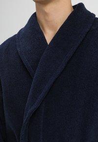 Calvin Klein Underwear - ROBE - Dressing gown - blue - 4