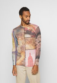 Jaded London - RENAISSANCE CUT AND SEW - Long sleeved top - beige - 0