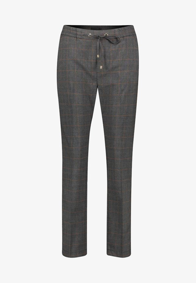 EASY - Trousers - anthracite