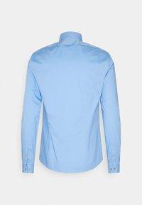 Calvin Klein Tailored - LOGO STRETCH EXTRA SLIM - Formal shirt - navy - 1