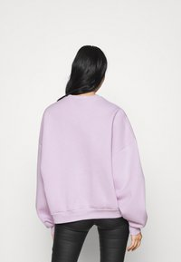 Nly by Nelly - PERFECT CHUNKY - Sweatshirt - light purple - 2