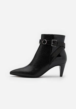 NEW VENUS  - Ankelstøvler - black