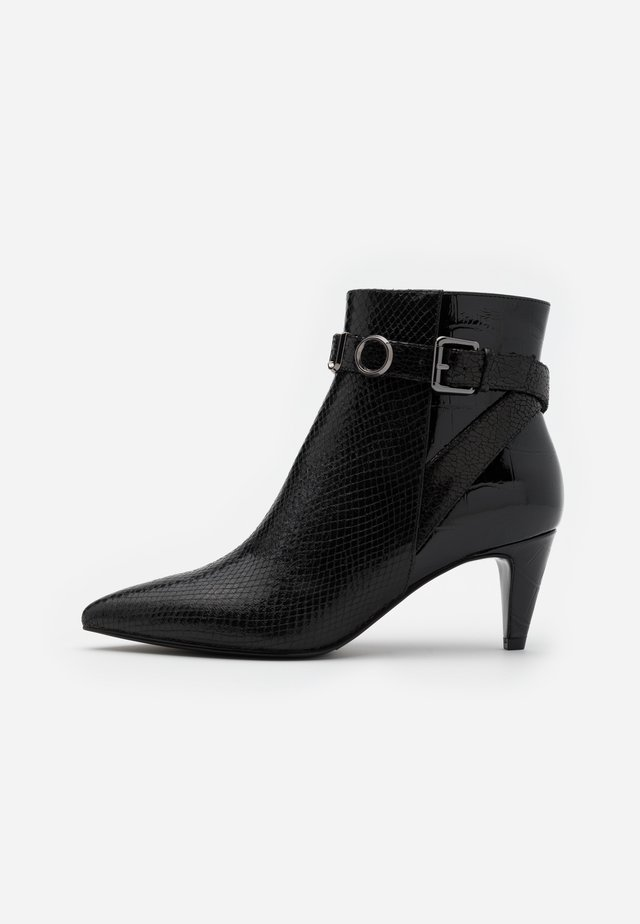 NEW VENUS  - Ankle boots - black