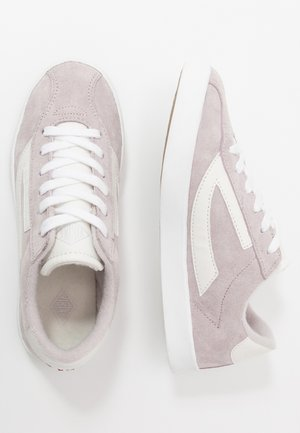 RETRO TRIM UNISEX - Sports shoes - light lilac/eggshell