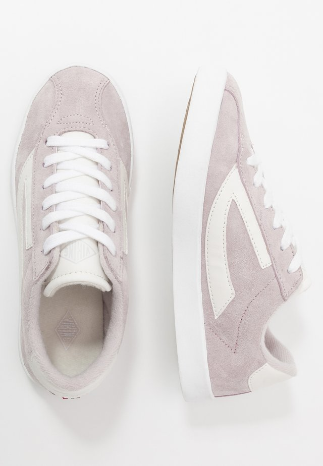 RETRO TRIM - Scarpe da fitness - light lilac/eggshell