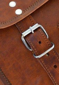 Gusti Leder - ALEX  - Across body bag - brown - 6