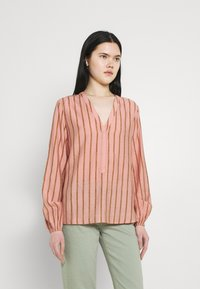b.young - BXHAVI BLOUSE  - Long sleeved top - old rose mix - 0