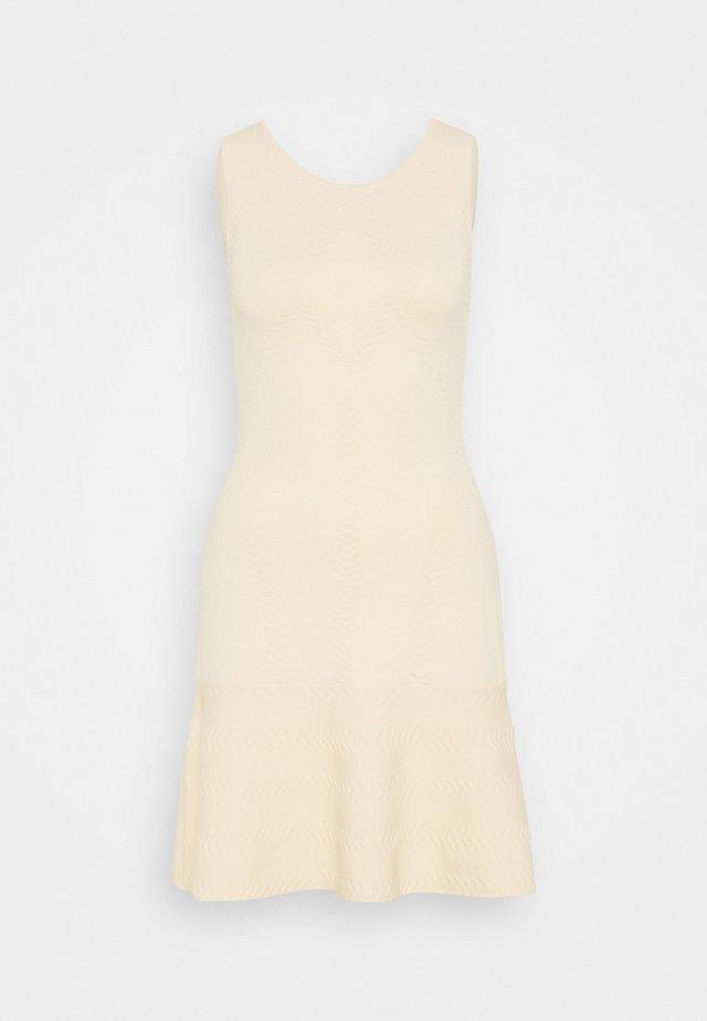 RULANY - Korte jurk - beige