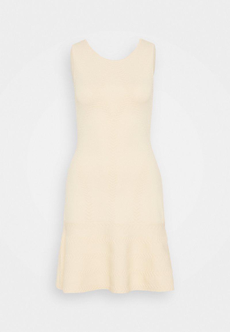 maje - RULANY - Day dress - beige