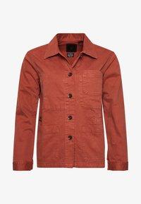 Superdry - CHORE  - Summer jacket - cinnamon - 3