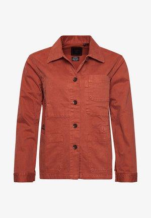 CHORE  - Summer jacket - cinnamon