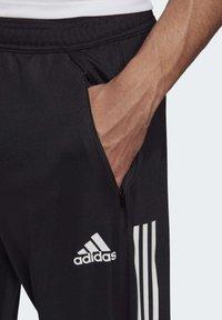 adidas Performance - CONDIVO TRAINING TRACKSUIT BOTTOMS - Jogginghose - black - 3