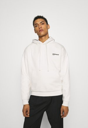 Sweat à capuche - off-white