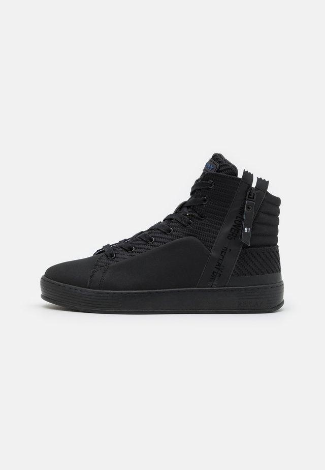CONGRESS NEW - Sneakers alte - black