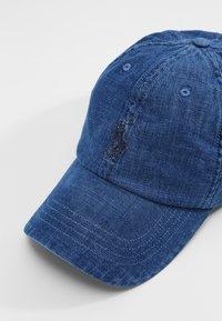 Polo Ralph Lauren - CLASSIC SPORT  - Kšiltovka - blue - 4