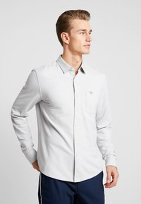 DOCKERS - ALPHA BUTTON UP - Shirt - maples grisaille - 0