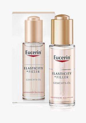 GESICHTS-ÖL ELASTICITY + FILLER, REICHHALTIGE ANTI AGING PFLEGE - Face oil - -