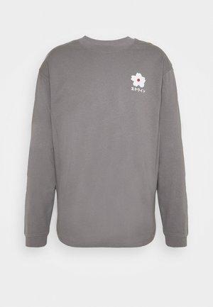 HANADOBORO UNISEX - Long sleeved top - frost grey