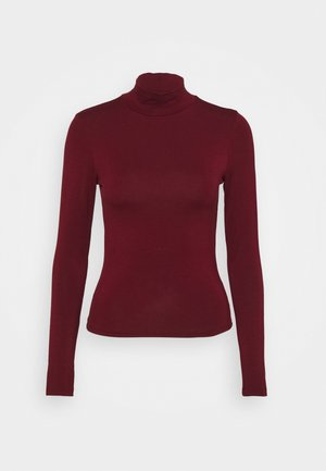 DORSIA - Long sleeved top - cabarnet