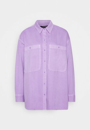 ALLISON - Button-down blouse - lilac