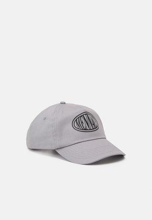 OVAL LOGO UNISEX - Cap - grey