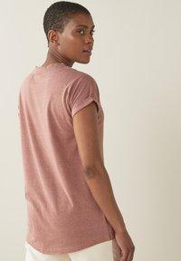 Next - STAR - Print T-shirt - pink - 1