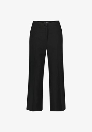 CHANI SQ - Trousers - schwarz