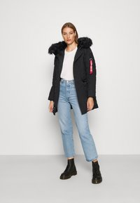 Alpha Industries - Winterjas - black - 0